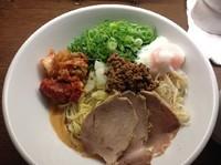 「スペシャル蘭担麺(800円)」@蘭担麺の写真