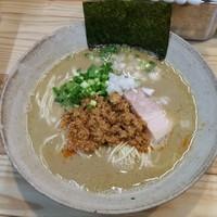 「豚骨台湾煮干(限定20食)」@DAIKUMAの写真