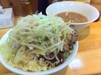 「つけ麺小(にんにく・しょうが)」@らーめん つの旨の写真