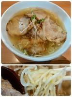 「塩チャーシュー麺」@用賀らーめん たつみの写真