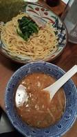 「つけ麺醤油味」@豚骨醤油らーめん 福気の写真