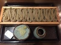 「へぎそば(小)」@越後 叶家 ラゾーナ川崎店の写真