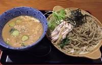 「5〜6月限定 冷やしごま味噌つけ麺 780円」@汁麺屋 胡座の写真