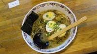 「ラーメン+高菜+味玉」@千年ラーメンの写真