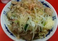 「ラーメン麺少な目 ヤサイニンニクアブラ 680円」@ラーメン二郎 松戸駅前店の写真