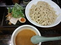 「つけ麺特盛820円」@麺場 風麟の写真
