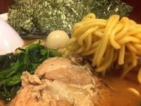 「マー油ラーメン(醤油)(750円)」@横浜家系ラーメン 精一杯の写真