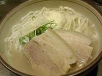 「三枚肉そば 大盛り」@麺屋 玉ぐすくの写真