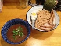 「濃厚つけ麺 780円」@麺屋 海心の写真