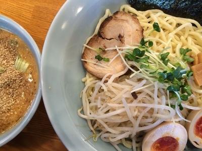 「味噌つけ麺 850円」@えぞっ子 蔦江の写真