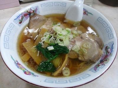 「チャーシュー麺」@廣東楼の写真