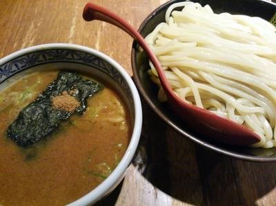 「つけ麺 中(300g)」@つけ麺専門店三田製麺所 梅田店の写真