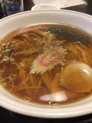 「ラーメン定食」@三松会館の写真