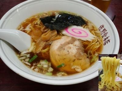 「ラーメン600円」@佐野金 総本店の写真