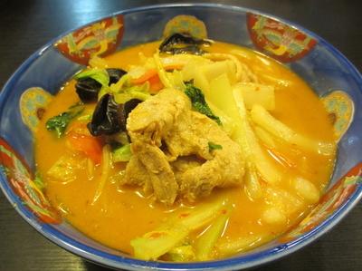 「肉味噌ラーメン」@北海ラーメン蝦夷の写真