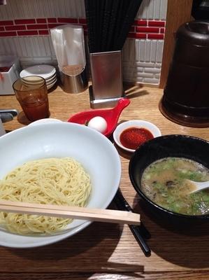 「博多細つけ麺 780円」@博多一風堂 本厚木ミロードイースト店の写真