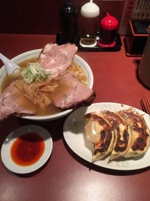 「チャーシュー麺」@彩花の写真