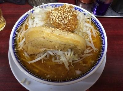 「味噌ふじ麺」@明神角ふじの写真