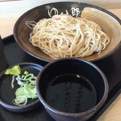 「もり(¥320)」@ゆで太郎 柏の葉キャンパス店の写真