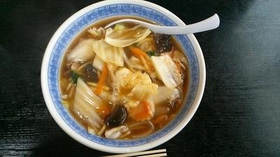 「広東麺850円」@秀華の写真