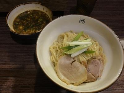 「カレーつけ麺(並)」@麺や 輝 淡路店の写真