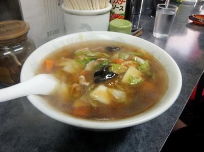 「かんとん麺」@大三元の写真