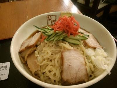 「中華風冷やしラーメン(夏季限定)」@喜多方 坂内食堂 京都店の写真