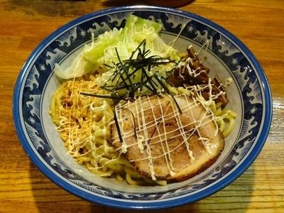 「ガッツ麺(500円)+大盛り(100円)」@麺や 樽座 小宮店の写真