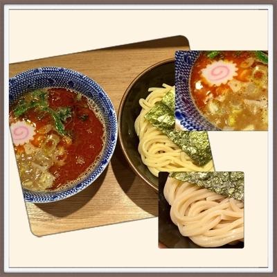 「☆坦々つけ麺☆」@舎鈴 クロスガーデン川崎店の写真