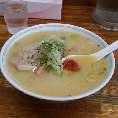 「味噌ラーメン802円」@味よし 中倉本店の写真