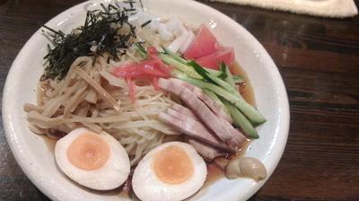「冷やし中華(870円)」@麺工房HIRAMAの写真
