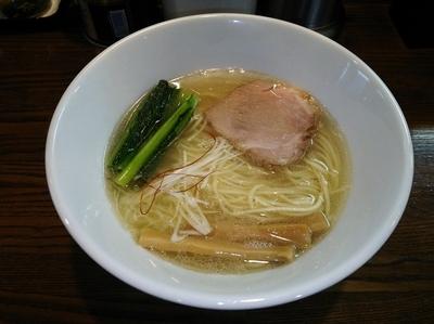 「鯛塩拉麺【限定】」@拉麺 阿吽の写真