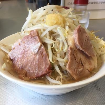 「ラーメン(小)(¥680)」@ラーメン北郎の写真