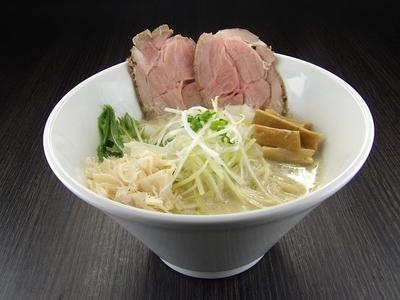 「鶏白湯ラーメン」@麺屋 橋の写真