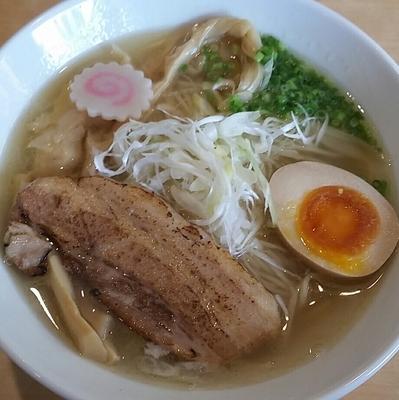 「とり塩そば 750円」@麺や 蒼 AOIの写真