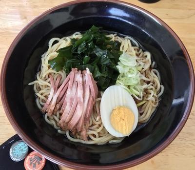 「和風冷やしラーメン(¥680)」@麺処 52の写真