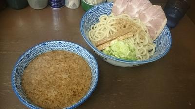 「特製つけ麺 大」@なかた屋の写真