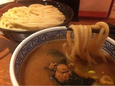 「つけ麺(730円)」@つけ麺専門店 三田製麺所 渋谷道玄坂店の写真