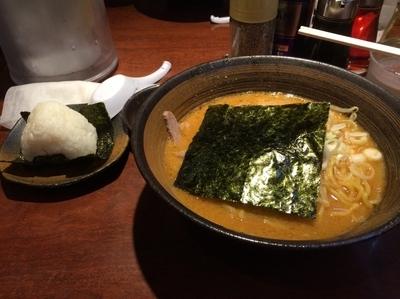 「味噌ラーメン」@北海道らーめん 楓 京急蒲田店の写真