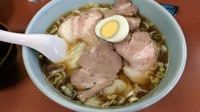 「チャーシューワンタン麺」@草むらの写真