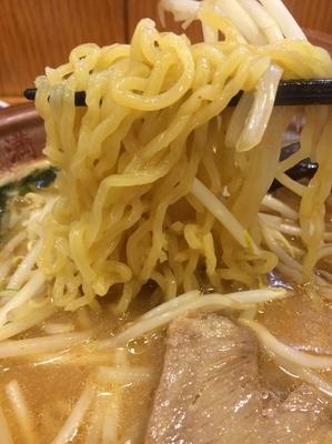 「味噌ラーメン」@さっぽろラーメン横丁 満龍 港北東急店の写真