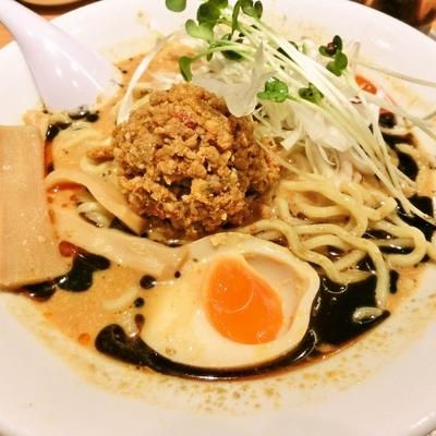 「冷製担々麺(880円)」@野方ホープ 高田馬場店の写真