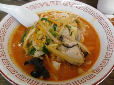 「チャンポン」@麺 ジャジャーン家の写真