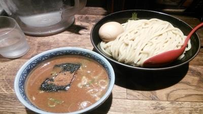 「つけ麺」@つけ麺専門店 三田製麺所 なんば店の写真