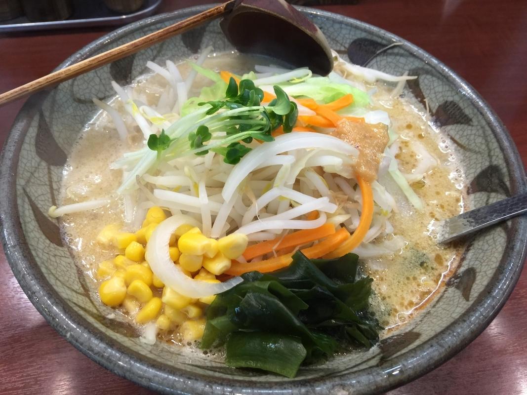 【三鷹】カラダの芯から温ま〜る!寒い日に食べたい味噌ラーメン4選