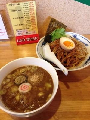 「マサラ(カレー)中 あつもり」@らー麺Chopの写真