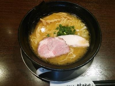 「鶏そば_醤油」@麺道 麒麟児の写真