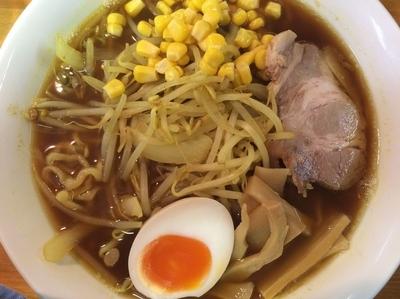 「カレーらーめん 880円」@麺屋 せんりの写真