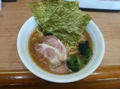 「ラーメン」@横浜家系  おか家の写真