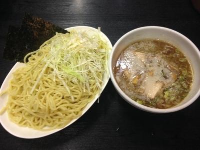 「ラッキーつけ麺(大吉)」@ラッキー食堂 まとやの写真